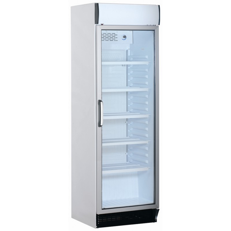 frigo vitrine kl o boissons vitr 390l pour bouteilles et sodas. Black Bedroom Furniture Sets. Home Design Ideas