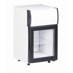 Frigo vitrine Kléo® top bar 20L