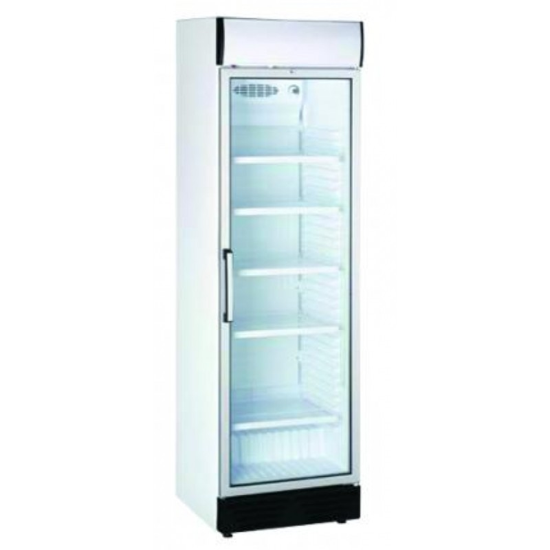 frigo vitrine pour la conservation des boissons 380l. Black Bedroom Furniture Sets. Home Design Ideas